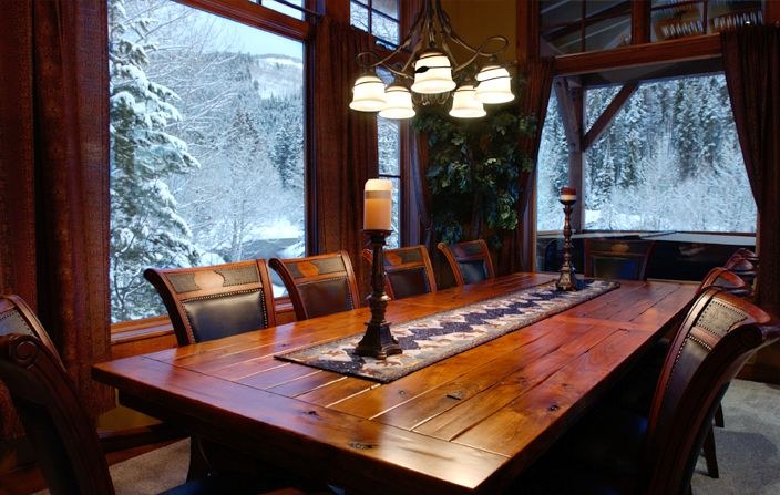 Rustic Table And Chairs Sale