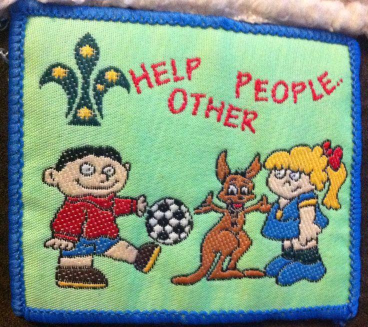 Blanket badge