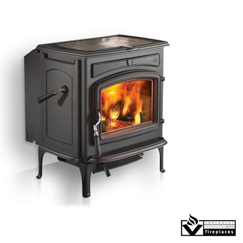 Jøtulu0027s F 55 Carrabassett Has A Fully Lined Firebrick Firebox With The  Ability To Handle Wood Up To Long And Can Heat Up To Sq. This Stove  Produces A Great ...