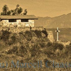 Chapel of Pardon - Cabana, Pallasca (Peru) Marcell Claassen / 500px