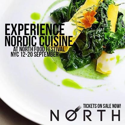 Wolf shared some tips on where to go, what to taste and what to see at this years North Food Festival in NYC!