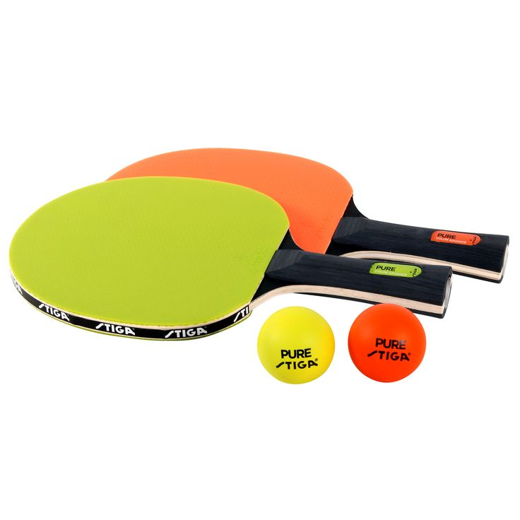 Stiga Pure Color Advance Table Tennis Paddle
