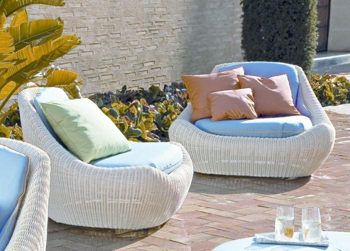 Loungemobel Fur Balkon Einige Tolle Vorschlage Archzine Net Lounge Mobel Terrassen Stuhle Gartensessel