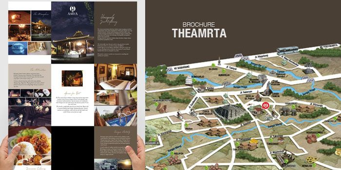 The AMRTA Brochure Design
