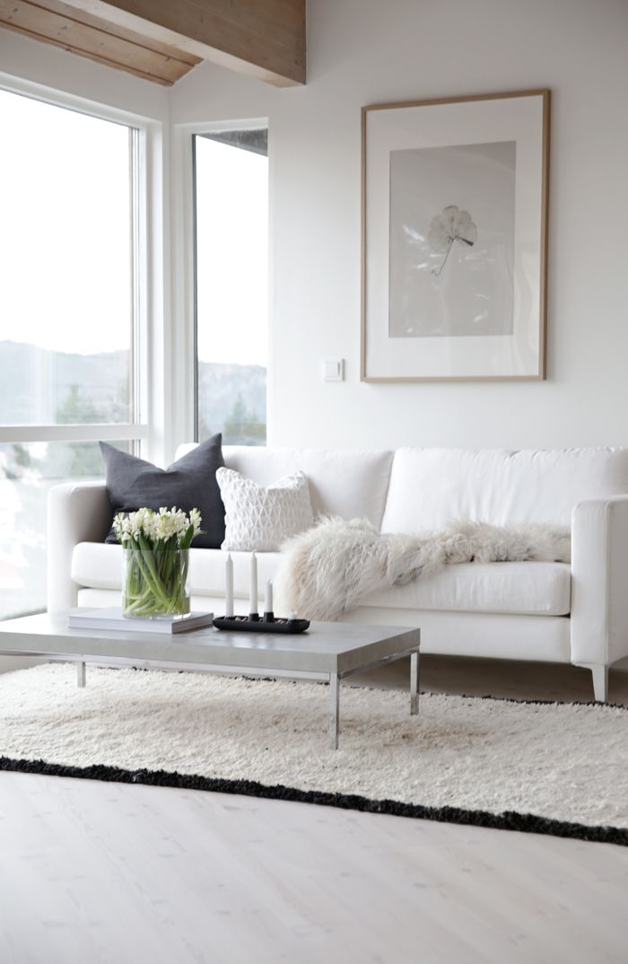 new living room stylizimo blog modern white
