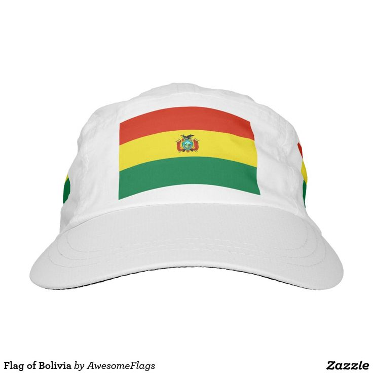 Flag of Bolivia Hat