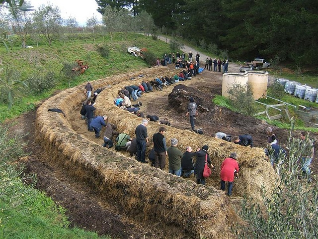 Our Compost Piles by Seresin Estate, via Flickr