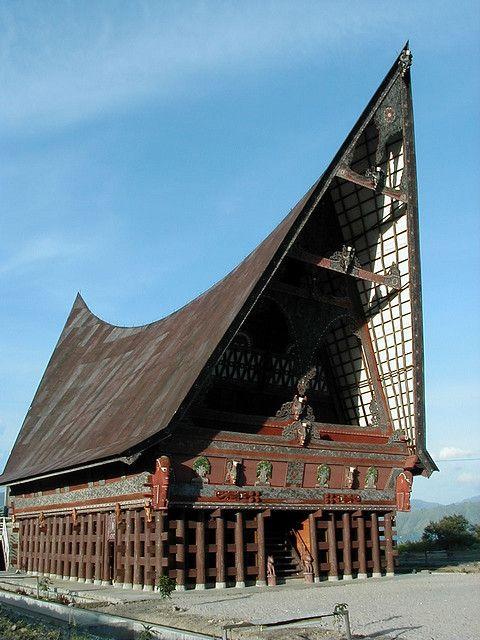 Batak house by lukegrange