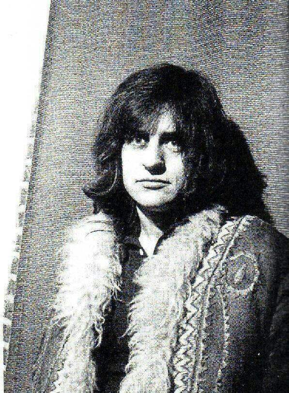 Gary Thain Uriah Heep