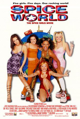Spice World - I re-watched it on Netflix a few months ago, and it was actually pretty clever and self-aware in ways I didn't pick up on at age 11