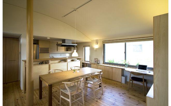 埼玉県入間市を拠点に、住宅設計を中心に活動する建築設計事務所です。