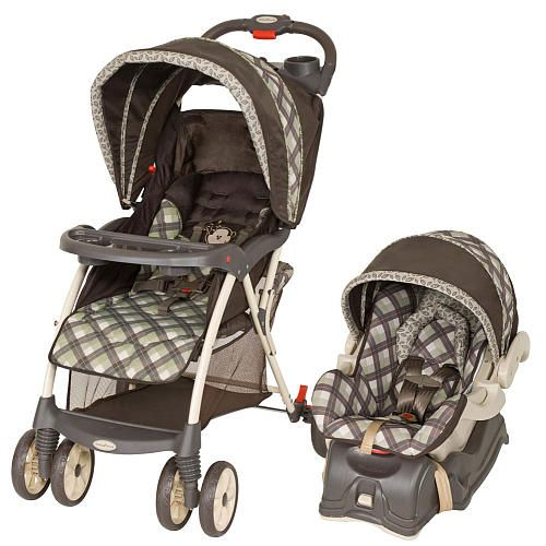 Baby Trend Infant Car Seat Boy