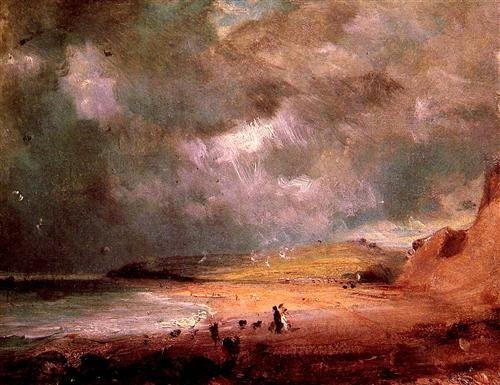 Weymouth Bay - John Constable