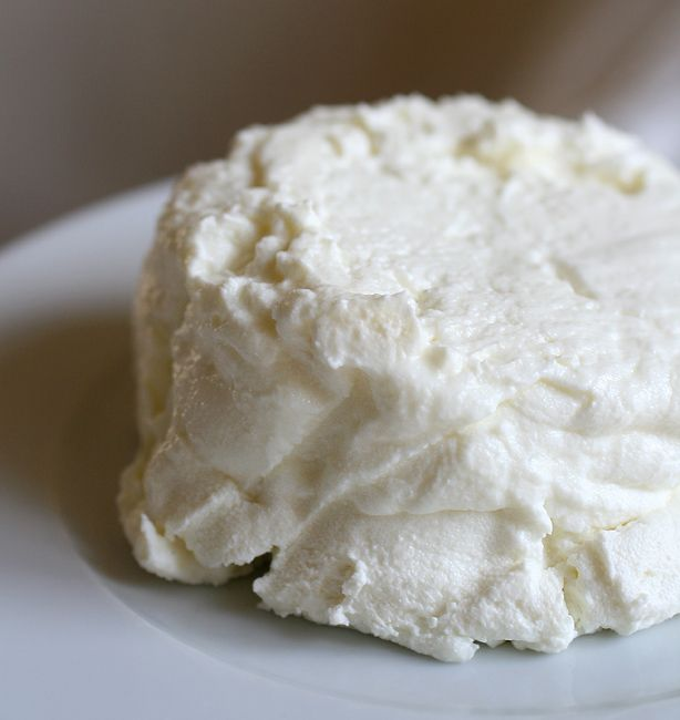 Cream cheese home made