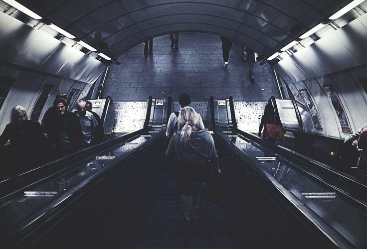 #prague #metro #nikon #photo