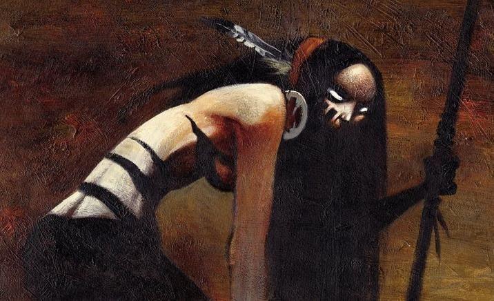 Le dernier des Mohicans © Cromwell