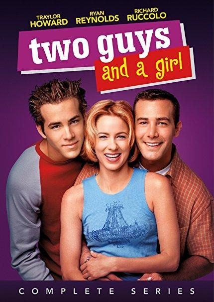 Ryan Reynolds & Traylor Howard & Michael Lembeck-Two Guys And A Girl: The Complete Series
