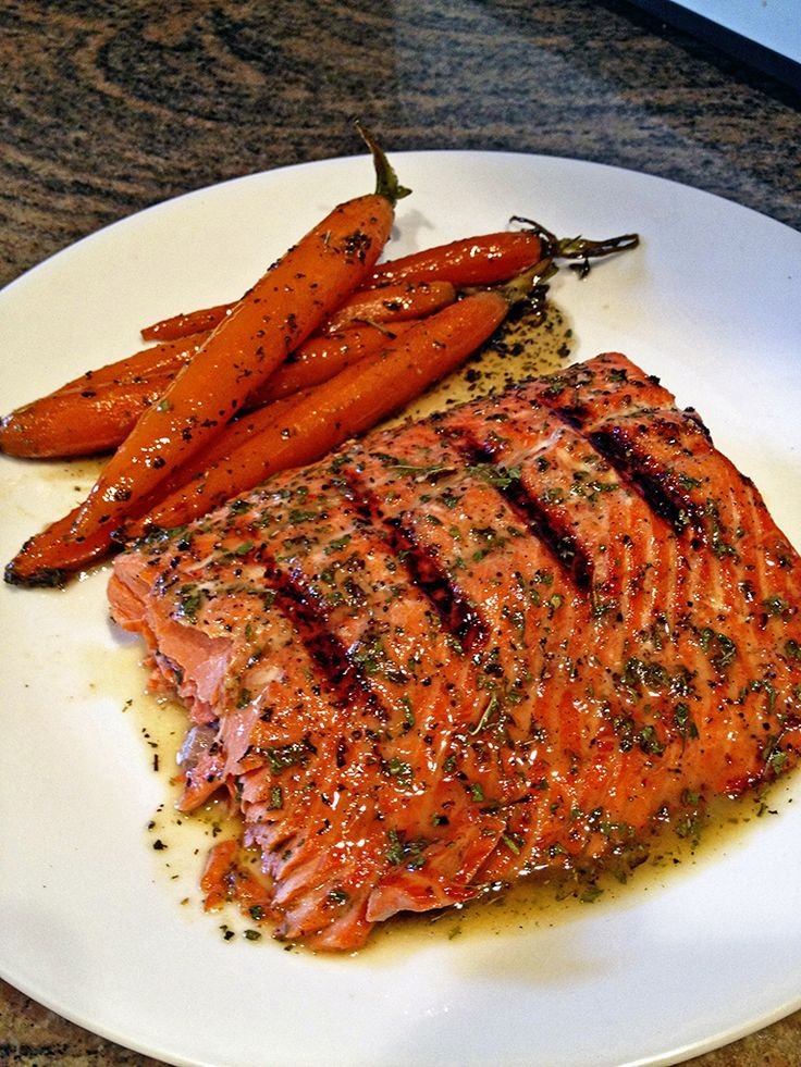 Copper River Salmon Grilled Plated Sockeye Salmon Recipes Grilled Salmon Salmon Recipes