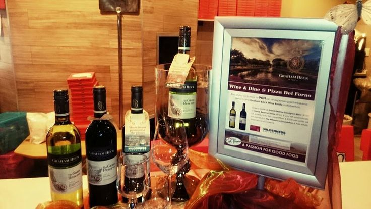 I'm very excited to announce that we are running and new promotion on our The Game Reserve wine range. When you buy a bottle you can stand a chance to win the grand prize of an all-expenses paid trip to the Graham Beck Wine Estate in Robertson. Also with every bottle purchased we will be donating an amount to the Wilderness Foundation. See in store for details.