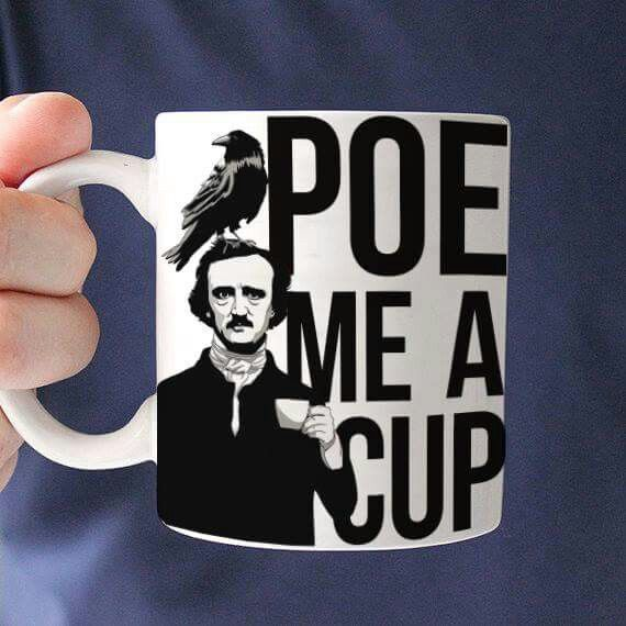 Where can i find this exact cup?? The ones i found on etsy don't look the same :( - Poe me a cup coffee mug