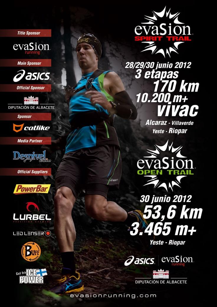 Evasion Spitrit Trail 2012