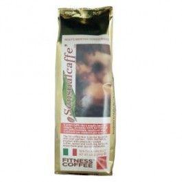Cafea Sensual 250g  Conţine: cafea măcinată arabică şi robuste, damiana(frunze), seminţe de guarana, seminţe albe şi verzi de cardamon, ceai verde, coriandru, rădăcină de ginseng Corean, Radiola Rosea, frunze de lămâi, Hawthorn. http://www.biostop.ro/produse/hrana-sanatoasa/cafea-ceai-lapte-sucuri-alte-bauturi/cafea-si-inlocuitori/cafea-sensual-250g.html