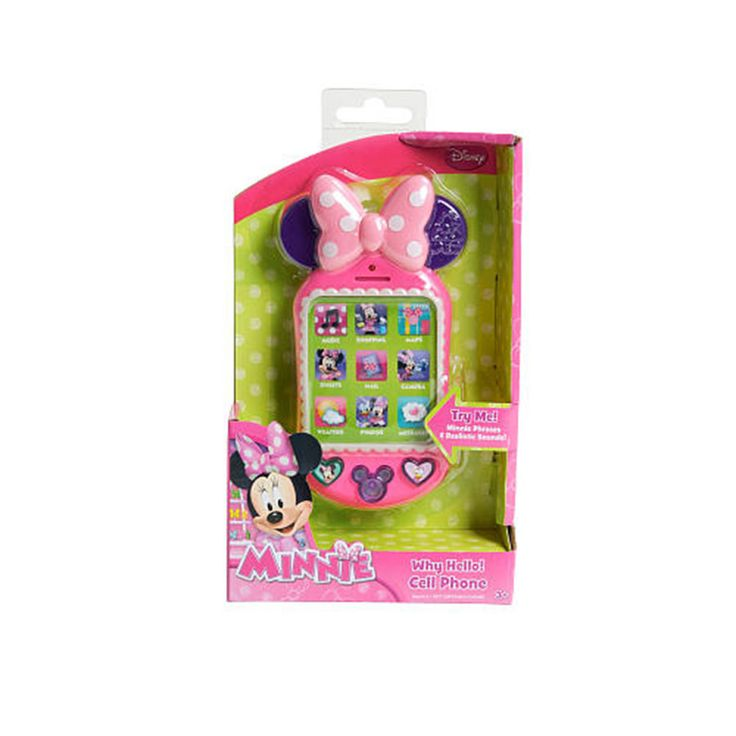 619 best minnie mouse images on pinterest drawings - Toys r us lattes telephone ...