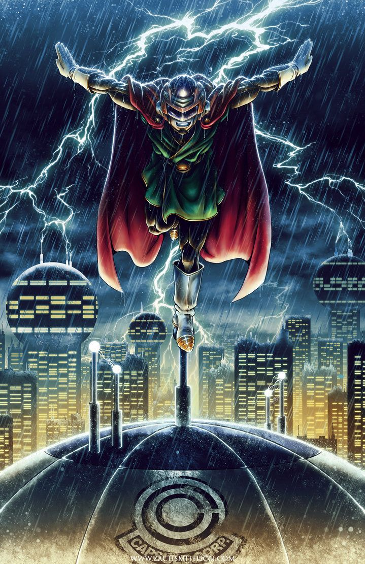 The Great Saiyaman by ZachSmithson on DeviantArt