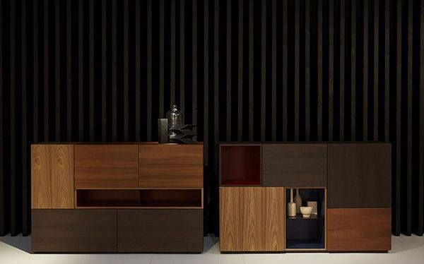 Cupboard MD 604 - design Piero Lissoni- Porro