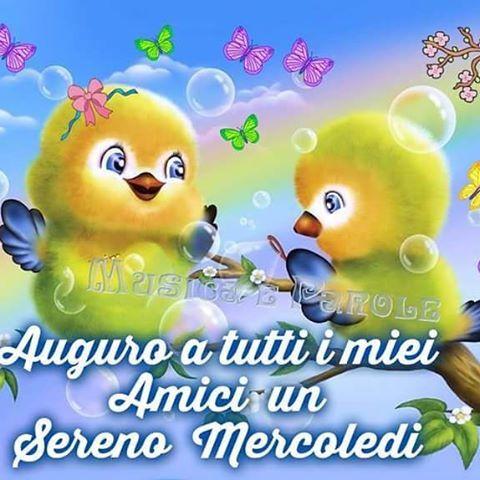 #auguro #a #tutti #i #miei #amici #un #sereno #mercoledi #buongiornoatutti #buongiorno #goodmorning #likeforyou #likeforlike #like4like