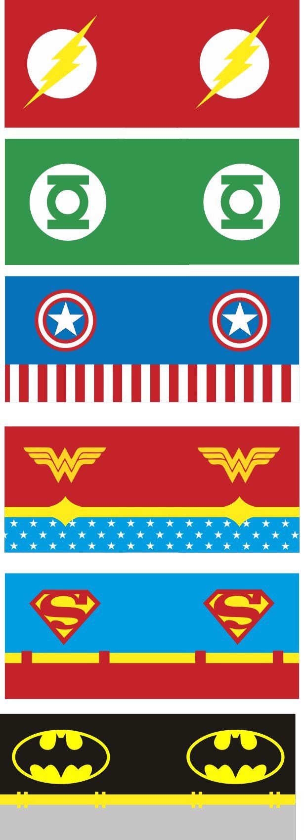 simbolos super herois png - Pesquisa Google