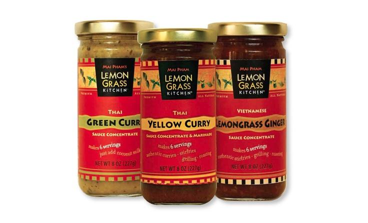 Lemon Grass Kitchen® Sauces and Marinades    http://starginger.com/sauces.php