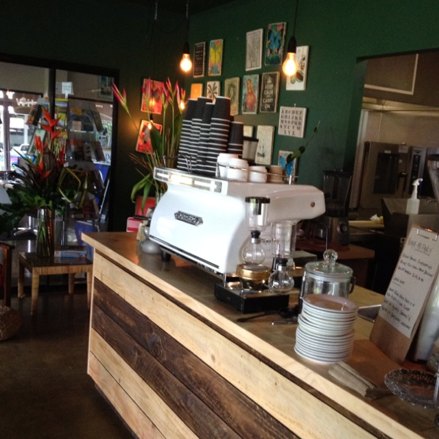 Some would say the best coffee in town... Origin Espresso #portdouglas
