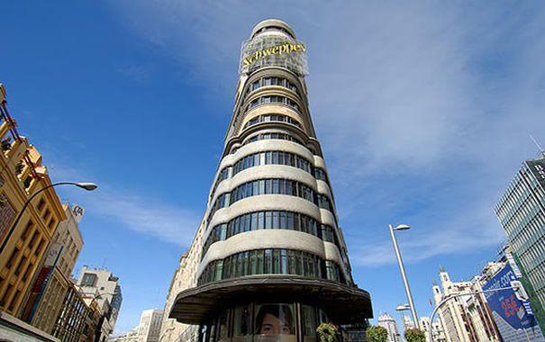 Hotel con Encanto en Madrid Centro. Hotel Vincci Capitol.