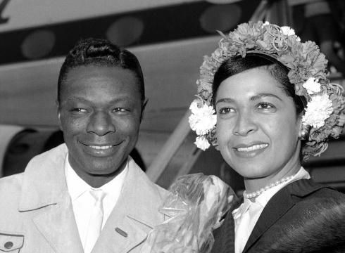 nat king cole and wife - Google Search