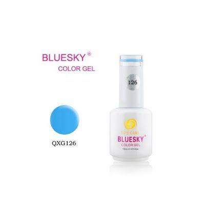 Συμβουλές και μυστικά γυναικείας ομορφιάς: Bluesky Gel Polish...The colour you can trust