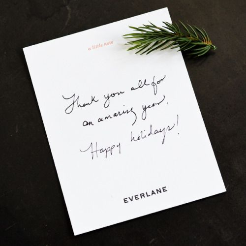 everlane thank you - Google Search