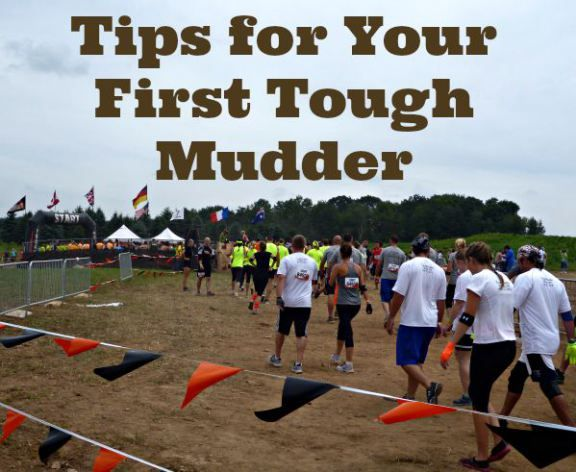 Tips for running your first tough mudder or mud run!
