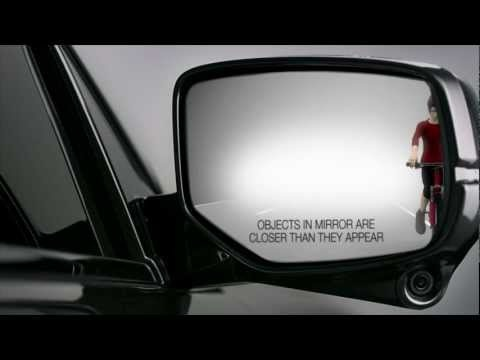 2013 Accord - All-new LaneWatch™