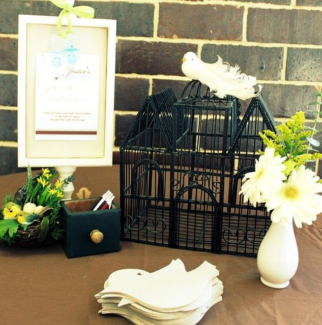 Bird Themed Bathroom Decor: 202 Best Images About Feather Her Nest Bridal Shower On