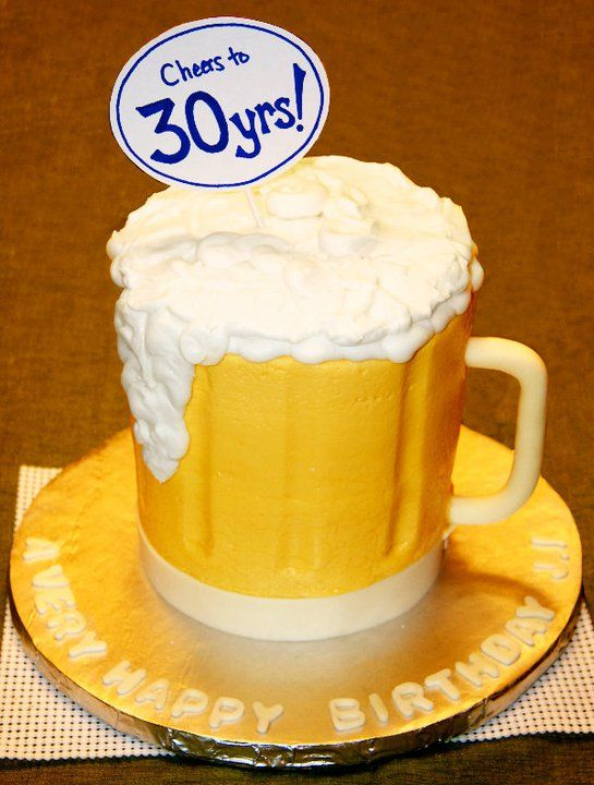 Beer Cake Design Ideas : Best 25+ Beer mug cake ideas on Pinterest Hot chocolate ...