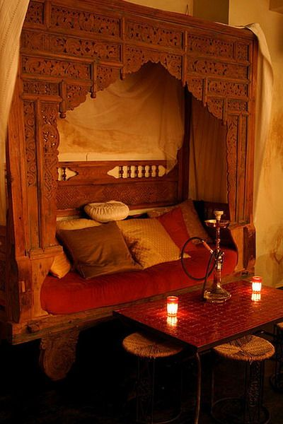 Moroccan Style Living Room Design Ideas.. I'm really diggin this its like a meditation/hookah room.