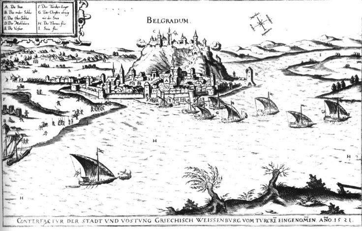 Beograd, 29.8.1521