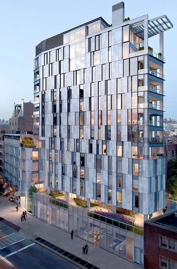Glassy One Vandam Will Land in Soho, Begin Sales this Fall