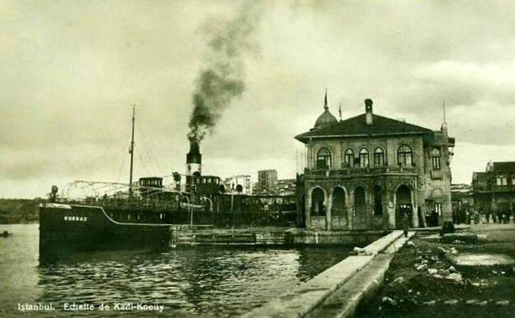 Kadıköy İskelesi / 1930
