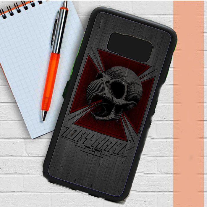 Tony Hawk Skateboard Skull Garden Logo Samsung Galaxy S8 Case Dewantary