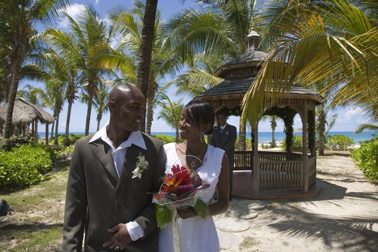 Wedding at Galley Bay, Antigua copyright: Antigua & Barbuda Tourism Authority