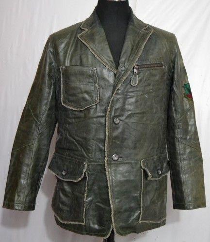 Arma leather jackets