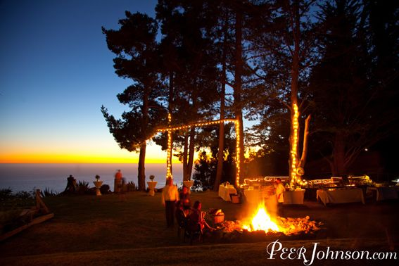 Point 16 Big Sur Wedding