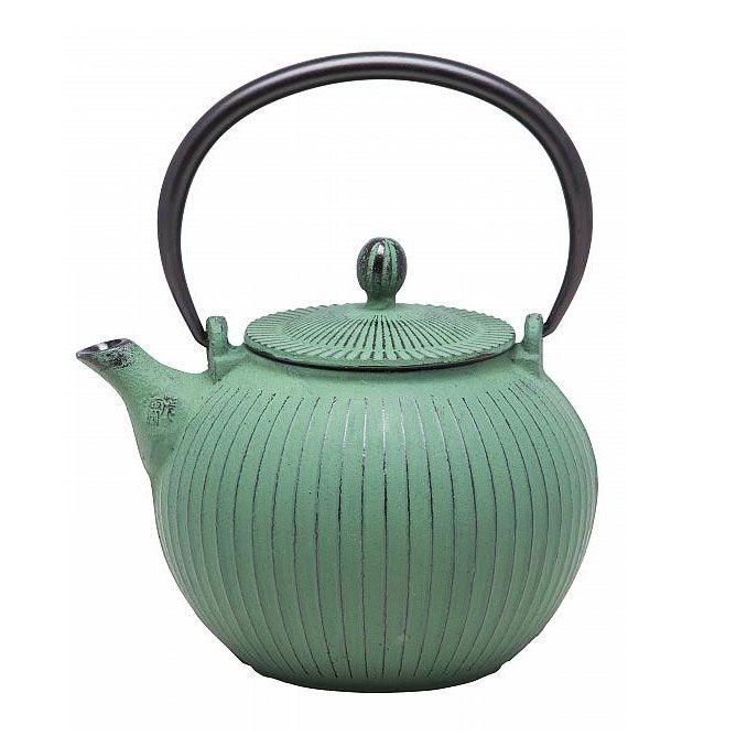 Tokyo Teapot, Green, Satake